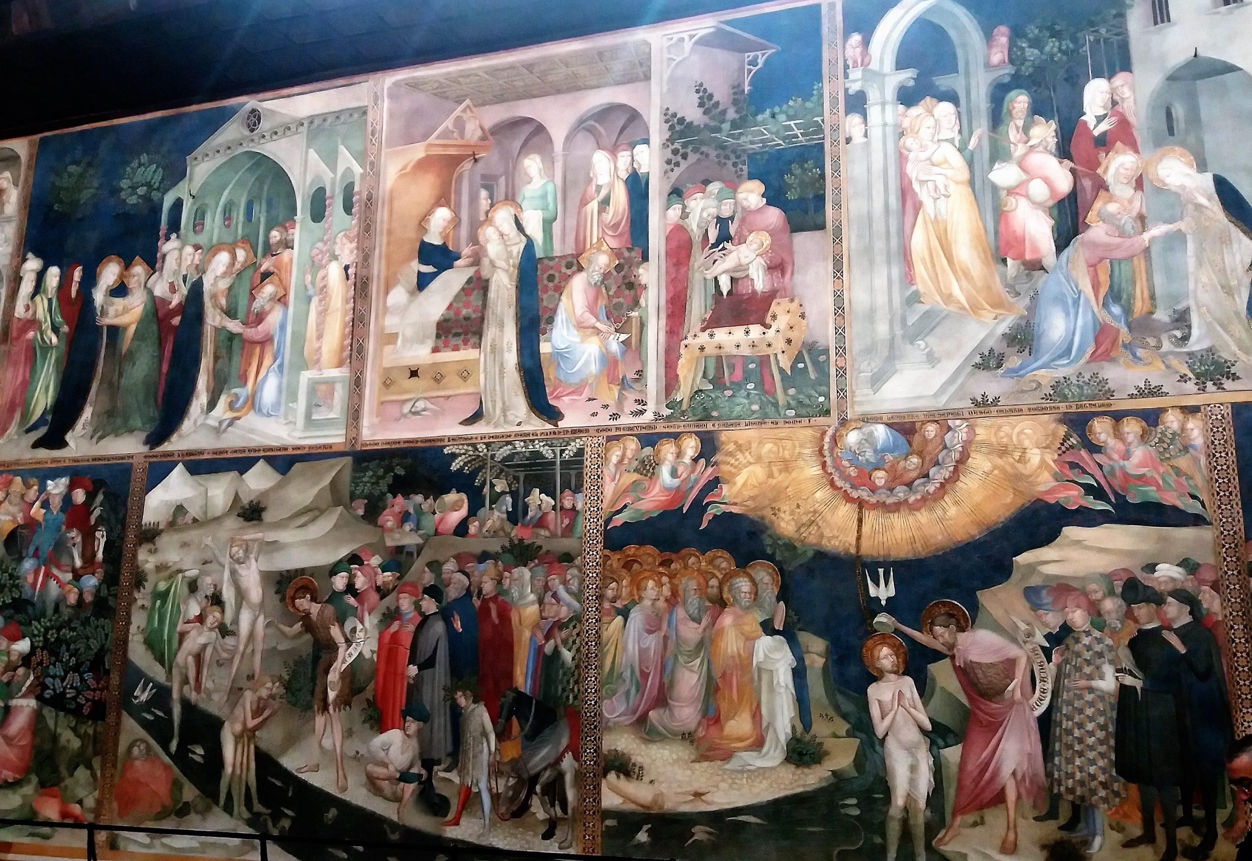 oratórium sv. Jána, Urbino